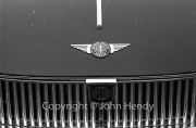 MG Austin Healey Sprite badge