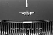 MG Austin Healey Sprite badge
