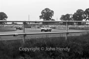 #44 Jaguar E-Tpe 3871cc, SA Cracknell, cornering