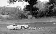 Lotus VIII MG 1467cc. George Cunane