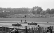 Formula 3 - #68 Emeryson 500 (G Williams) and Cooper IX (probably Cliff Allison's Cooper-Norton)