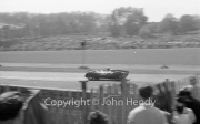 #30 Works Cooper-Coventry Climax 1097cc (Ivor Bueb). 'Still a new thing at this time'