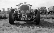 #128 Bentley 4.5 litre (J.Foreman)