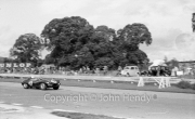 #38 D-Type Jaguar. 3442cc (Mike Head, owned by Duncan Hamilton)