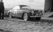 #95 Alfa-Romeo, 1975cc. Ecurie Chat Noir, Nigel Mann