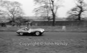 #54 D-Type Jaguar, Bob Berry. OKV2
