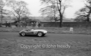 #57 Maserati 300S, Benoit Musy