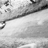 #84 Norton/Watsonian Trike, 499cc. WG Boddice and G Stokes