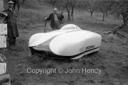 Speedwell record car