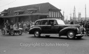 Veteran car and Humber (ancient and modern)