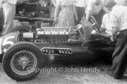 #15 1931 Bugatti Special starting up