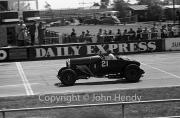 #21 1923 Bentley