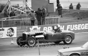 Napier-Bentley - Bentley with a 24000 cc Napier Sea-Lion W12 Aero Engine.