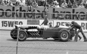 #19 Napier-Bentley - Bentley with a 24000 cc Napier Sea-Lion W12 Aero Engine.