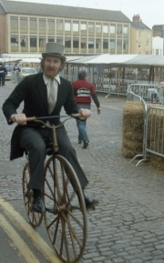Penny Farthing