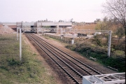 Railway line and Roadworks