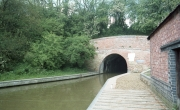 Entrance of Braunston Tunnel
