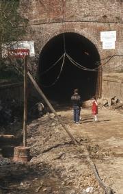 Tunnel repairs