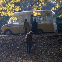 Gallone's ice cream van
