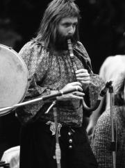 Celebrated Ratliffe Stout Band, Tom Hall