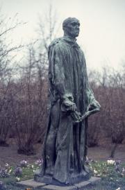 Rodin sculpture by the Stedelijk