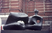 Henry Moore sculpture by the Stedelijk