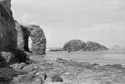 Rocks at Perranporth