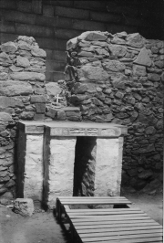 Altar at St Pirrans Chapel