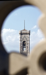 Campanile from top of the Loggie