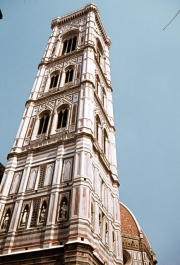 Campanile from the base