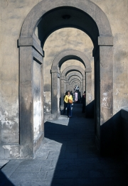 Alleyway from the Ponte Vecchio