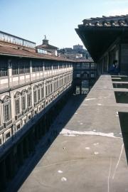 The Uffizi, from The Loggia