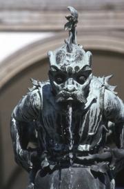 Fountain by Giambologna in Piazza Della Signorina (maybe)