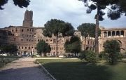 Trajan's Market, Torre del Milizie, Basilica Ulpia