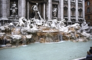Trevi Fountain, general view
