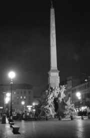 Obelisk of Domitian in Piazza Navona