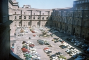 Courtyard at The Vatican Palace