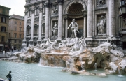 Trevi Fountain - General View