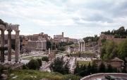 The Forum, 3 Pillars, Castor & Pollux