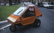 Roman Delivery Van (Bike)