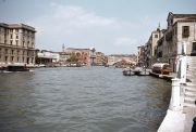 Top of the Grand Canal, at the Station