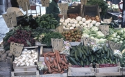 Rialto Markets - vegetable stall