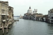 Grand Canal - Salute from Accademia Bridge