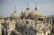 San Marco - the roof from the Clock Tower