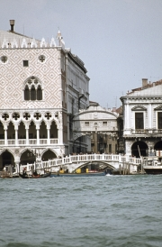 Doge's Palace and Bridge of Sighs