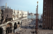 Piazzetta and San Marco from the Clock Tower