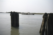 Bricole and the Torcello ferry