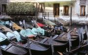 Gondolas in the Bacino