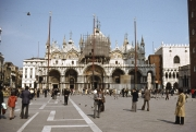 San Marco from the Piazza