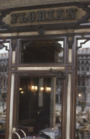Piazza San Marco - Florian's doorway